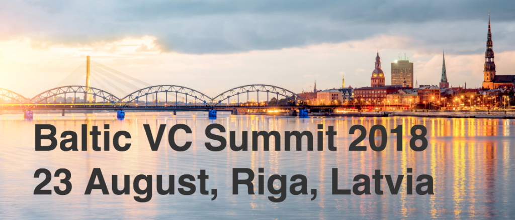 Baltic VC Summit 2018