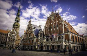 Riga Latvia Blockchain