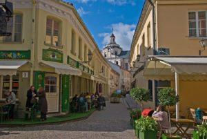 Vilnius Lithuania Blockchain