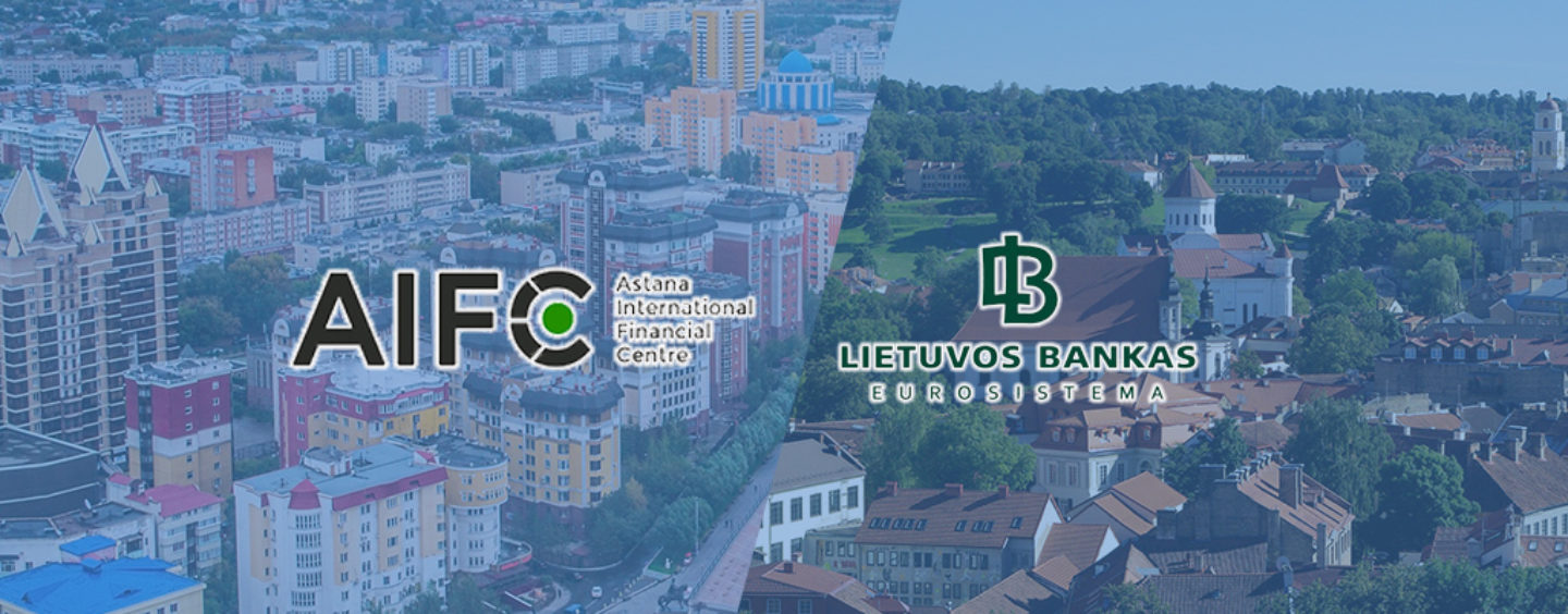 Kazakhstan and Lithuania Sign Co-Operation Agreement To Promote Fintech