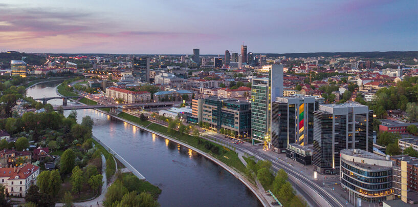 Lithuania Positions Vilnius as a City-Sized Sandbox for Technology Businesses