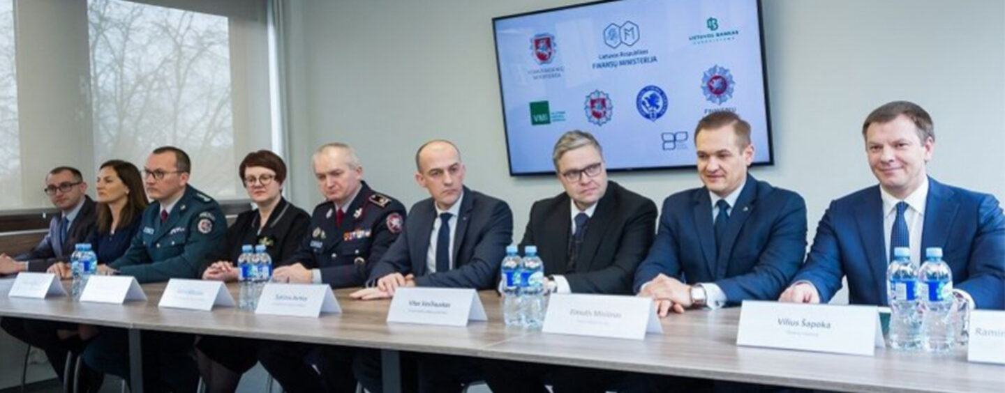 9 Lithuanian Institutions Join Forces in Fintech Risk Management