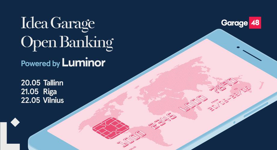 Idea Garage Open Banking