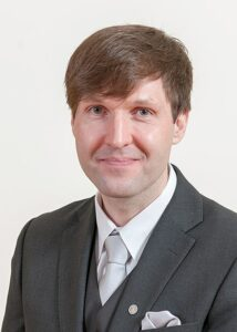 Martin Helme, Estonia's Minister of Finance, via Wikipedia