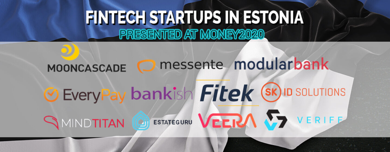10 Estonian Fintech Startups at Money 20/20 in Amsterdam