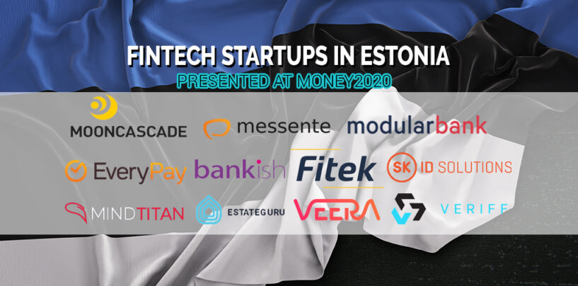 10 Estonian Fintech Startups at Money 20/20 in Amsterdam