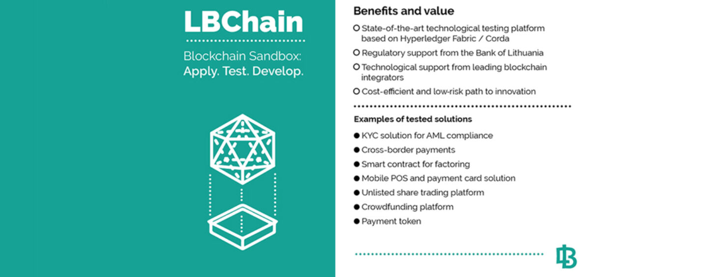 Bank of Lithuania in Final Sandbox Testing with IBM and Tieto for LBChain