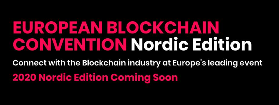 European Blockchain Convention Nordic Edition