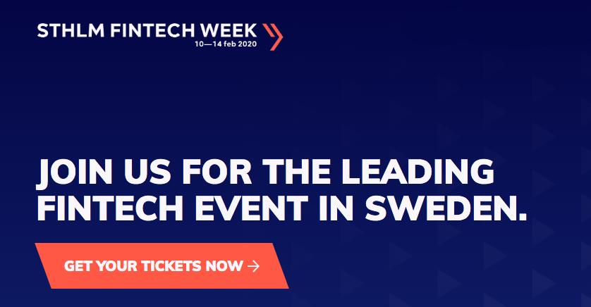 STHLM Fintech Week