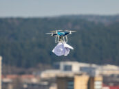 Strong Together; Drones, Corona-Online-Hackathons and other Activities During Vilnius Lockdown