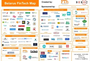 Belarus Fintech Map Showcases Growing Ecosystem