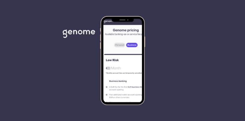 Covid-Support: Genome Is Waiving Service Fees for All Low-Risk Businesses