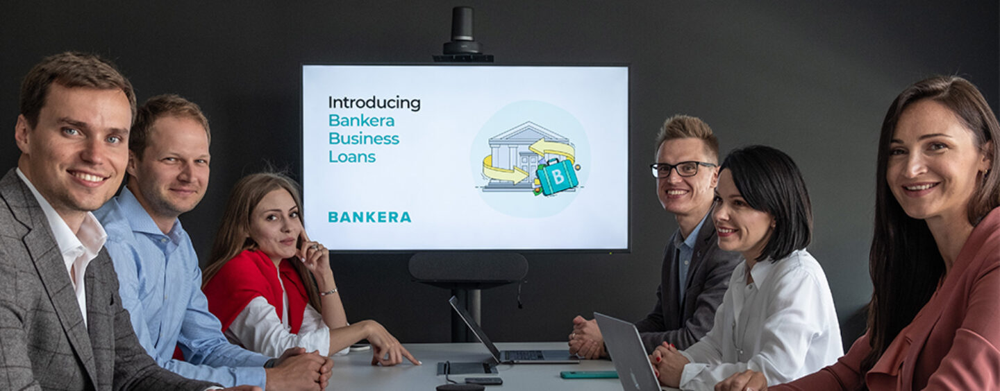 Bankera Starts Offering Business Loans for Digital SMEs