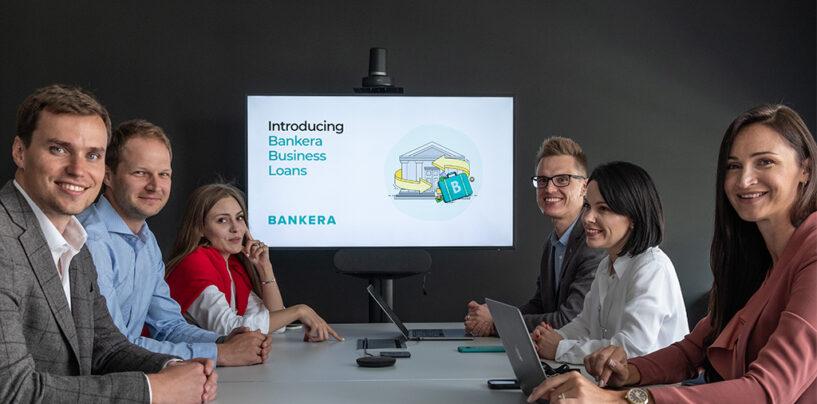 Bankera Starts Offering Business Loans for Digital SMEs