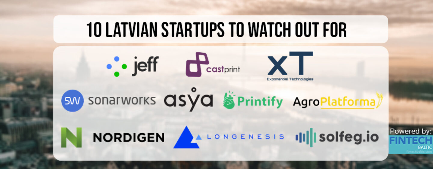 2 Fintechs Featured on TechChills' Top 10 Latvian Startups to Watch Out For