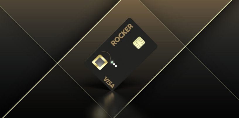 Swedish Challenger Bank Rocker to Pilot Biometric Card in 2021
