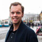 Joakim Sjöblom, CEO and co-founder of Minna Technologies