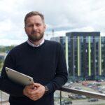 Vytenis Morkūnas, CEO of Paysera