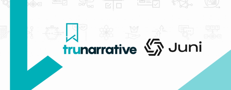 Swedish Banking Platform Juni Selects TruNarrative's Regtech Solution