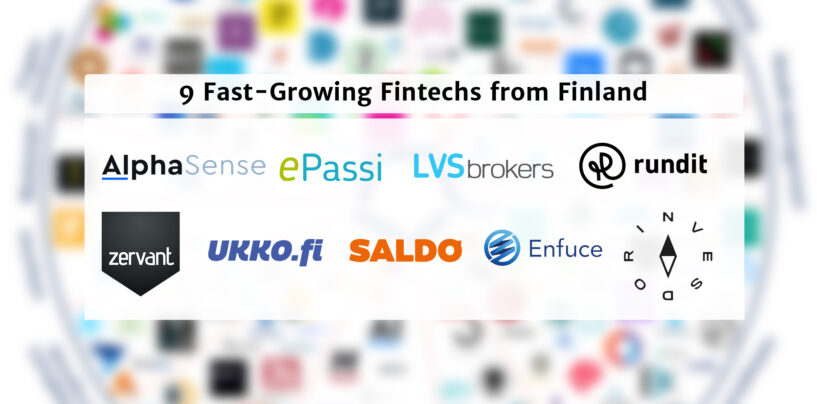 9 Fast-Growing Fintechs from Finland