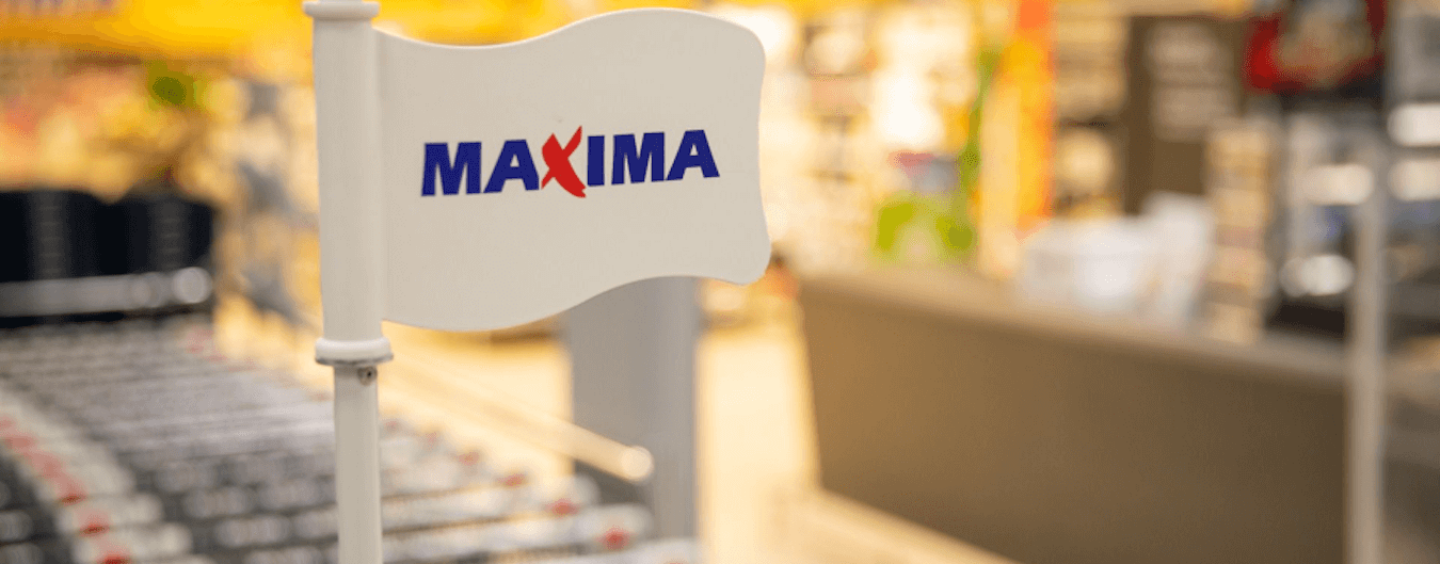 Maxima Partners Citadele for Enhanced Card Payment Services in Its Latvian Stores