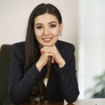 Marine Krasovska, Director of the Financial and Capital Market Commission Innovation Department