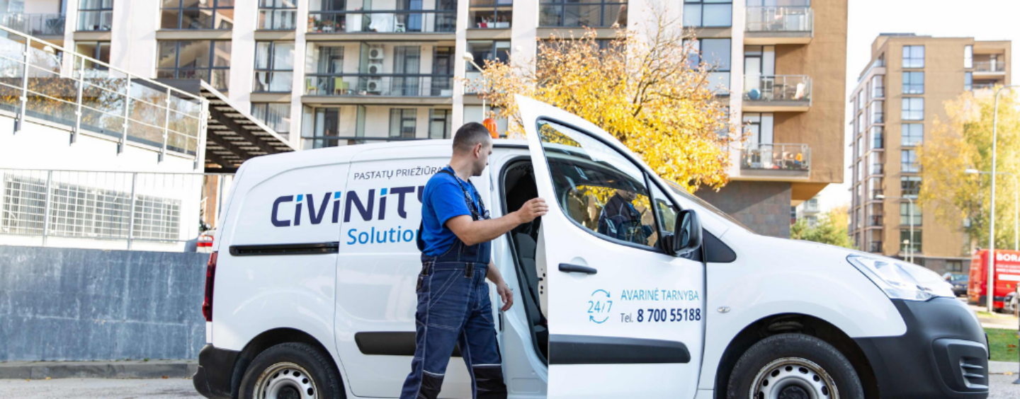 Lithuanian Civinity's Investment Arm Sets Aside €15 Million to Fund Proptech Startups